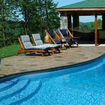 Pool Designs Inc Eco Friendly Viking Pools Fiberglass